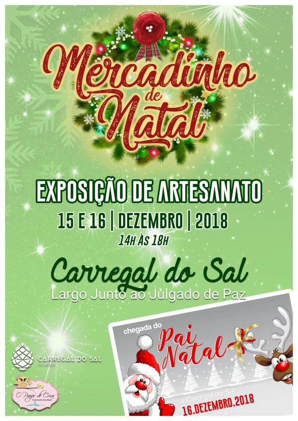 mercado de natal carregal do sal